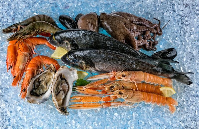 Рынок морепродуктов в РК больше чем наполовину удерживают импортеры