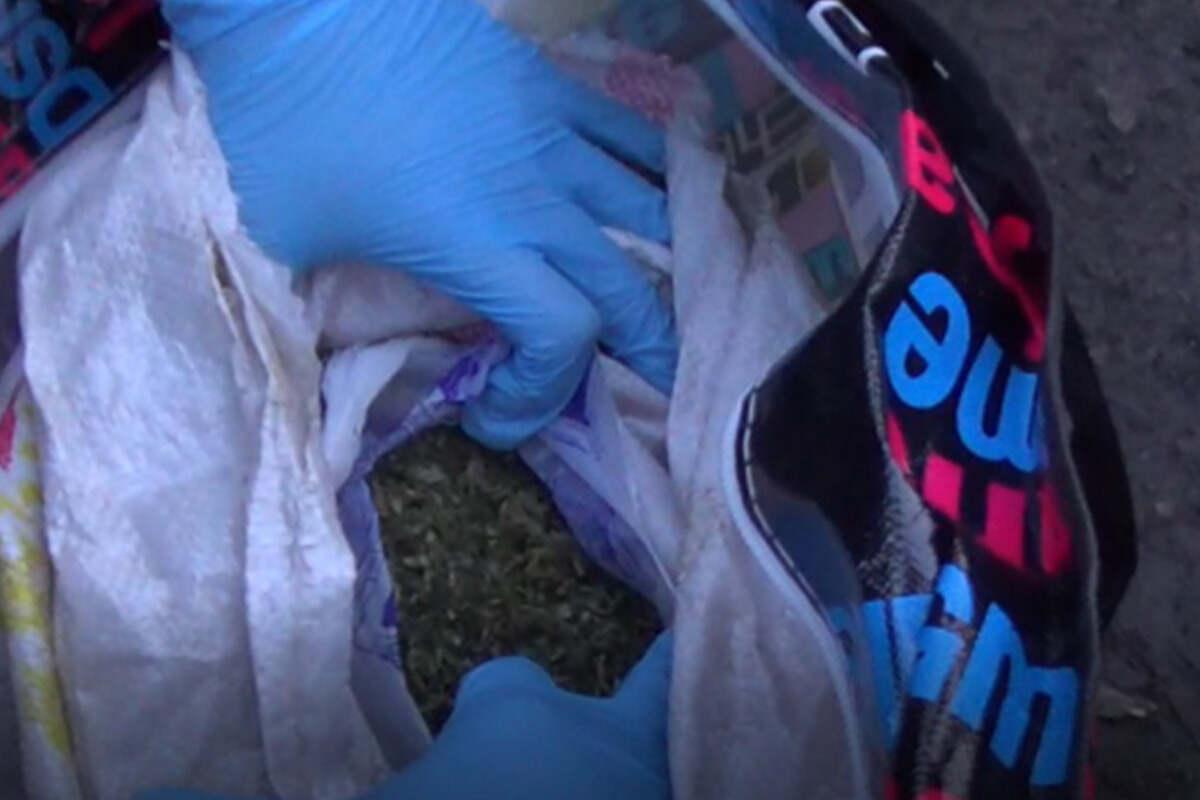Свыше 2 кг наркотиков изъяли полицейские у казахстанца