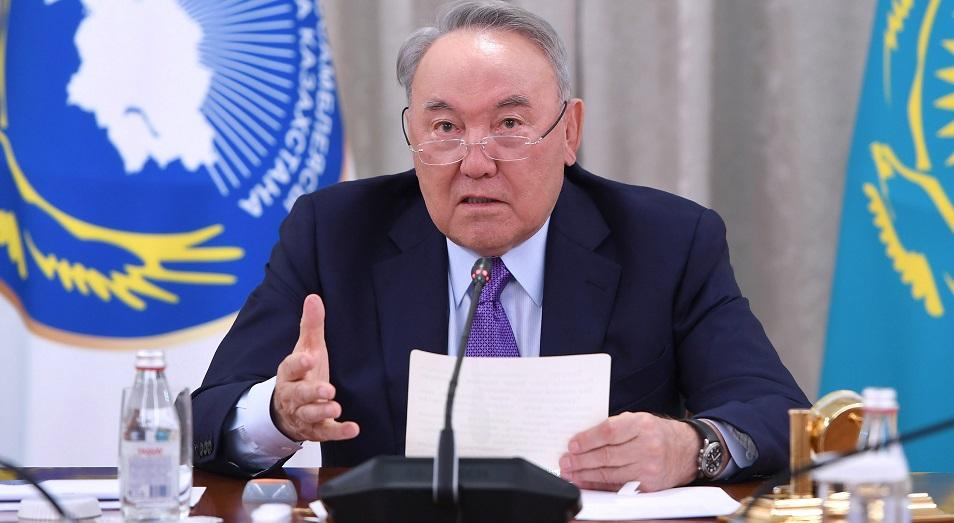 Многовекторная политика позволила зарекомендовать нас как миролюбивую нацию – Нурсултан Назарбаев