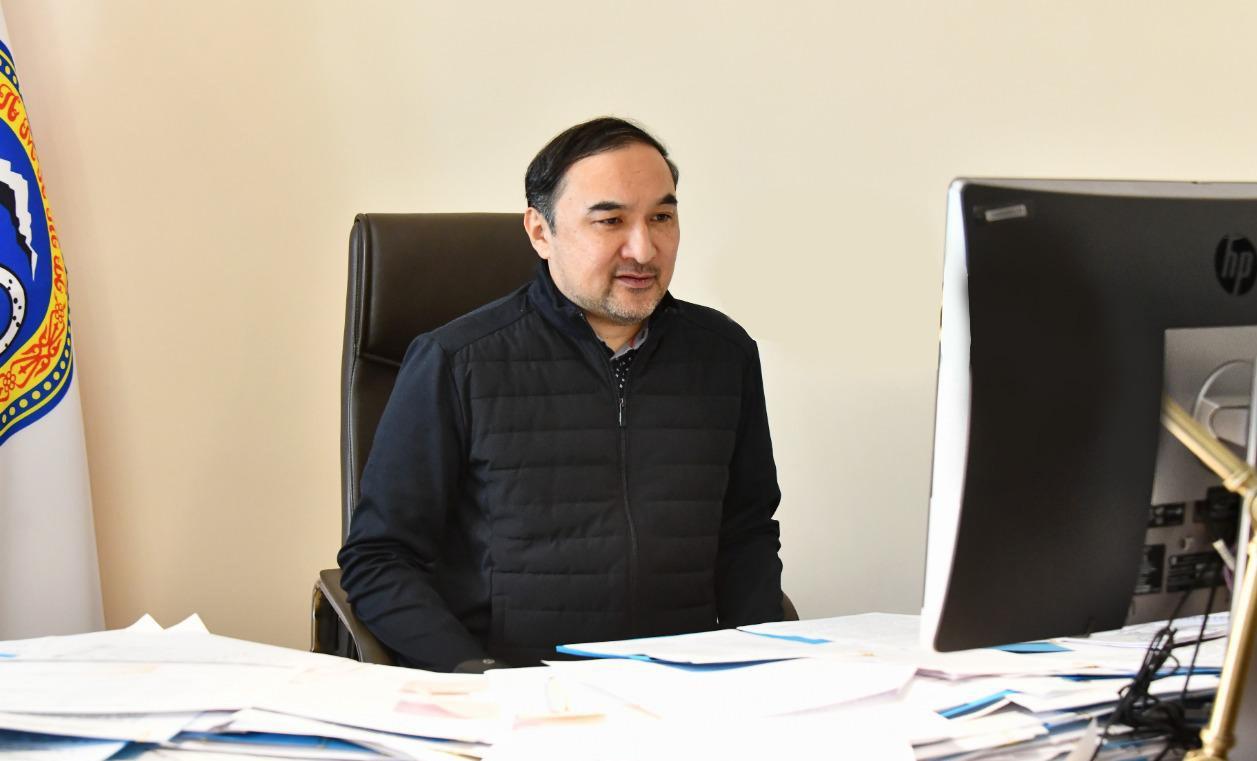 Ержан Бабакумаров  провел заседание Комиссии по делам женщин и семейно-демографической политике