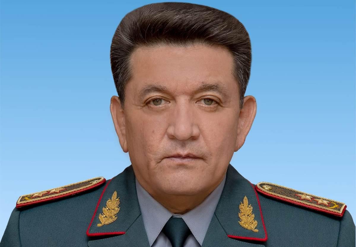 Досье: Хусаинов Марат Рахимович, досье, Заместитель министра обороны, Марат Хусаинов