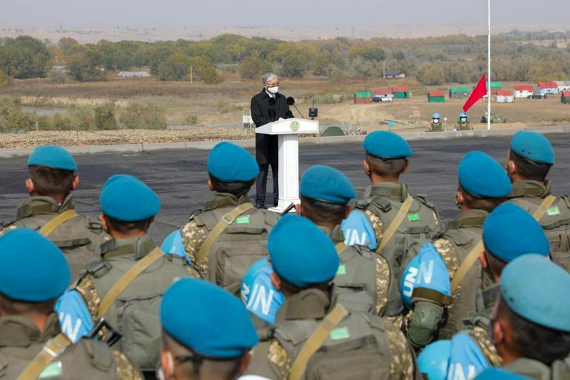 Токаев заявил о необходимости соблюдения базовых принципов международного права в разрешении региональных конфликтов