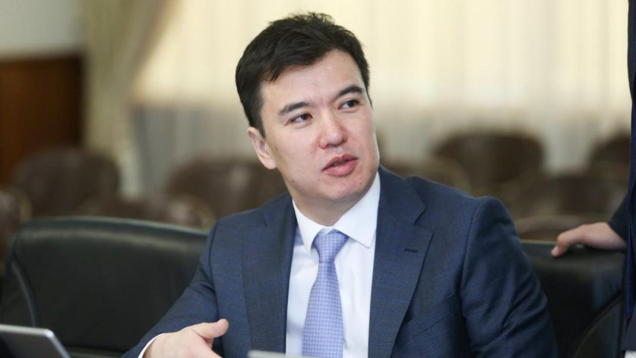 Назначение Мадины Абылкасымовой в Нацбанк прокомментировал Руслан Даленов