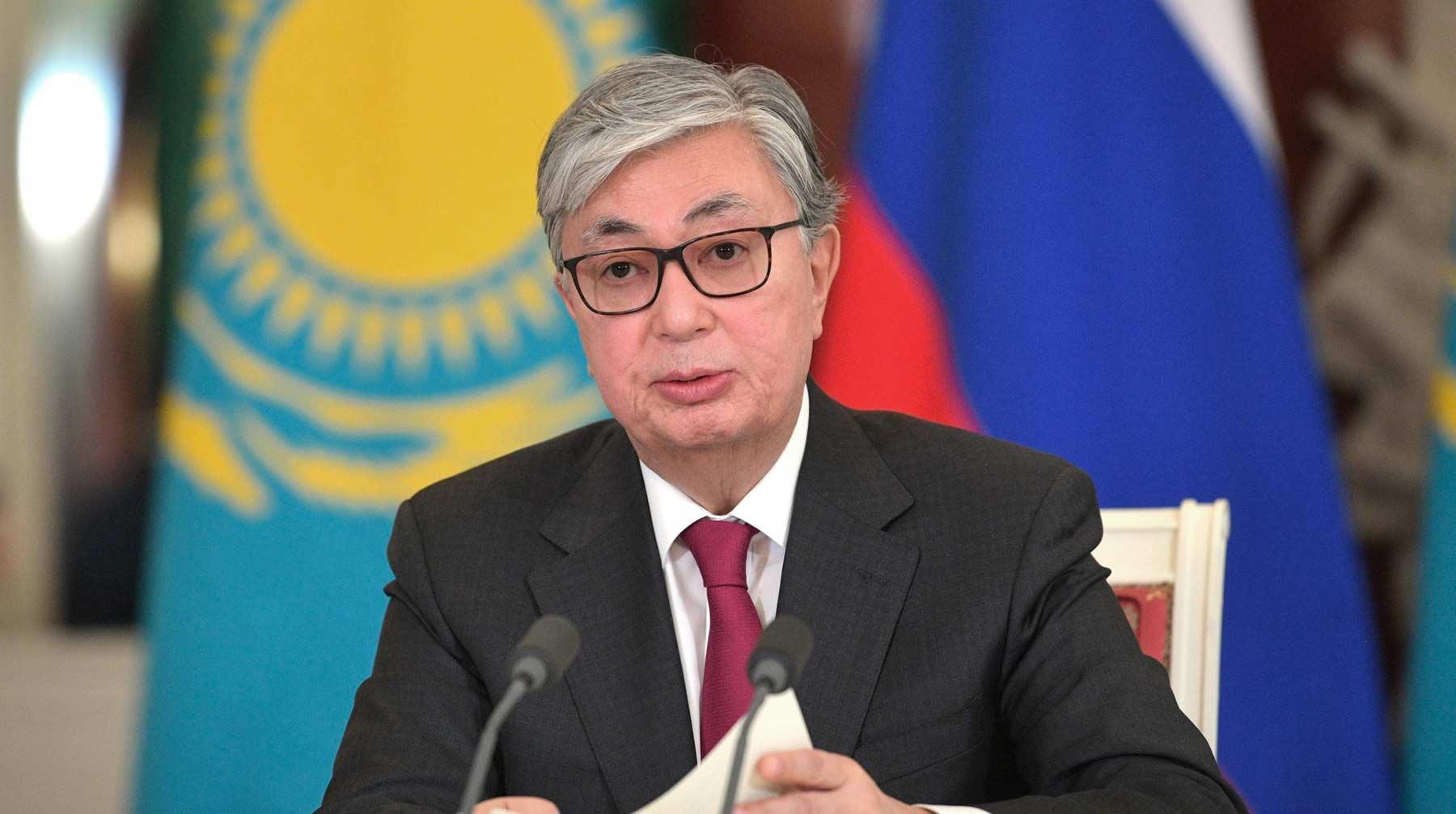 Президент РК прибыл в Актау с рабочим визитом