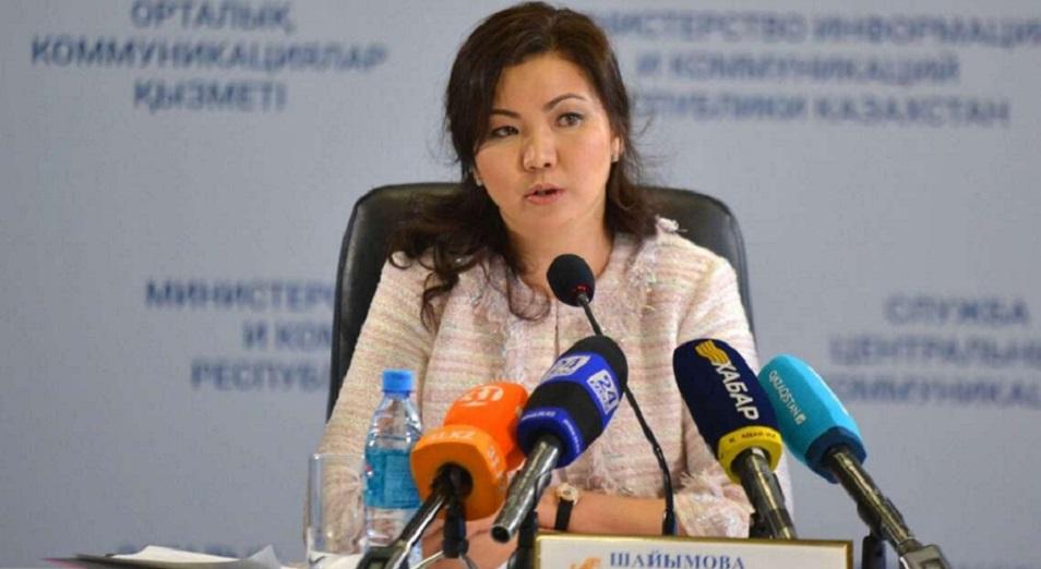 Шайымова Айгүл  Амантайқызы, Сыбайлас жемқорлыққа қарсы агенттік