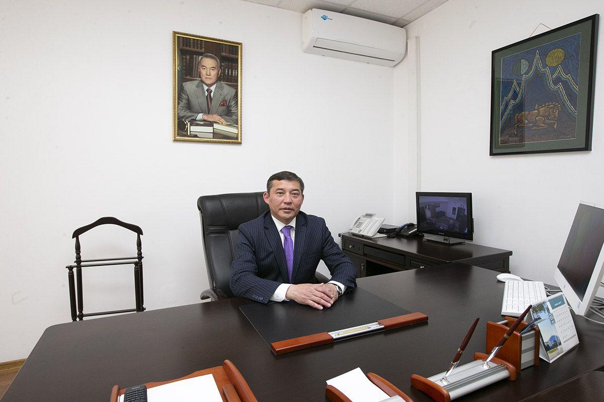 Дандыбаев Арслан Момышулы