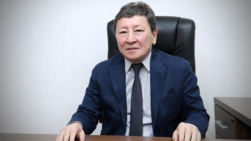 Білісбеков Ерғали Дәулетбекұлы