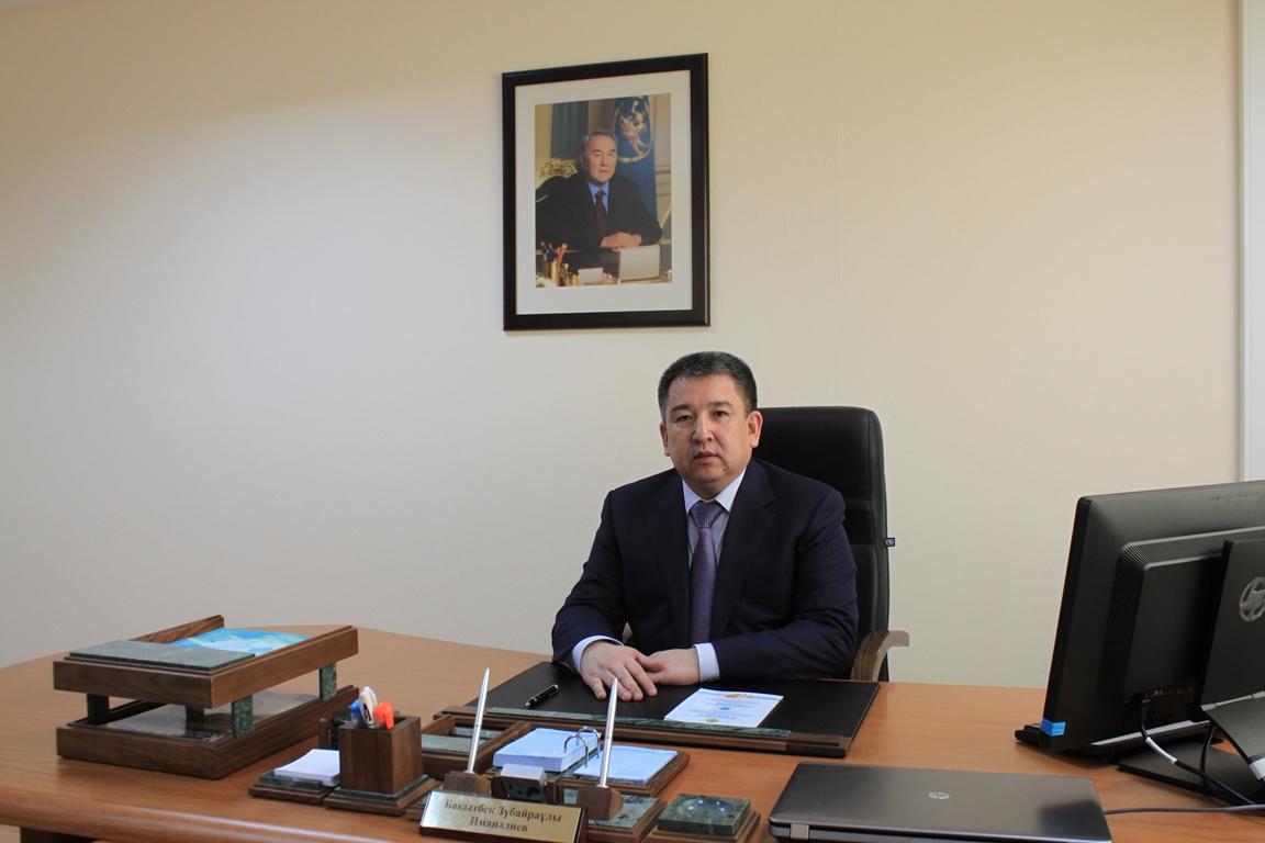 Досье: Иманалиев Бахытбек Зубайраевич , Бахытбек Иманалиев, досье,  Министерство обороны РК
