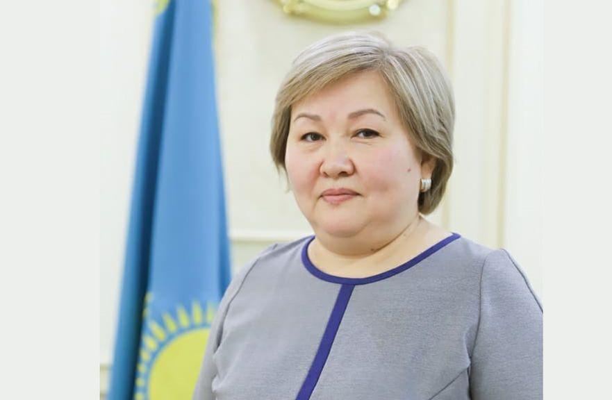 Досье: Калмуратова Гульмира Муратовна , Гульмира Калмуратова, досье,назначение