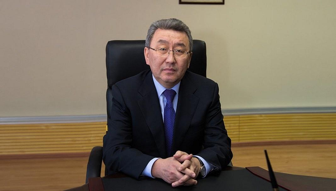 Досье: Камалиев Берик Сайлауович, Берик Камалиев, Министерство индустрии и инфраструктурного развития РК