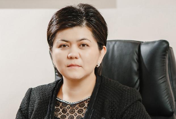 Досье: Бурибаева Гаухар Асылбековна,  ДАМУ