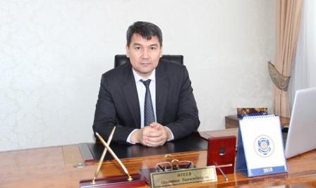Досье: Утеев Шаттык Тынымбаевич,  Антикоррупционная служба, назначение