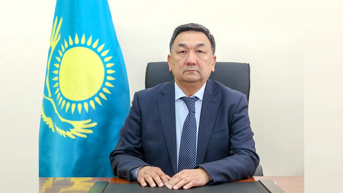 Егизбаев Серик Рахметоллаулы