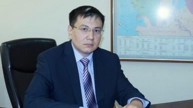 Досье: Курманов Рустем Жомартович,  Рустем Курманов,  Минсельхоз