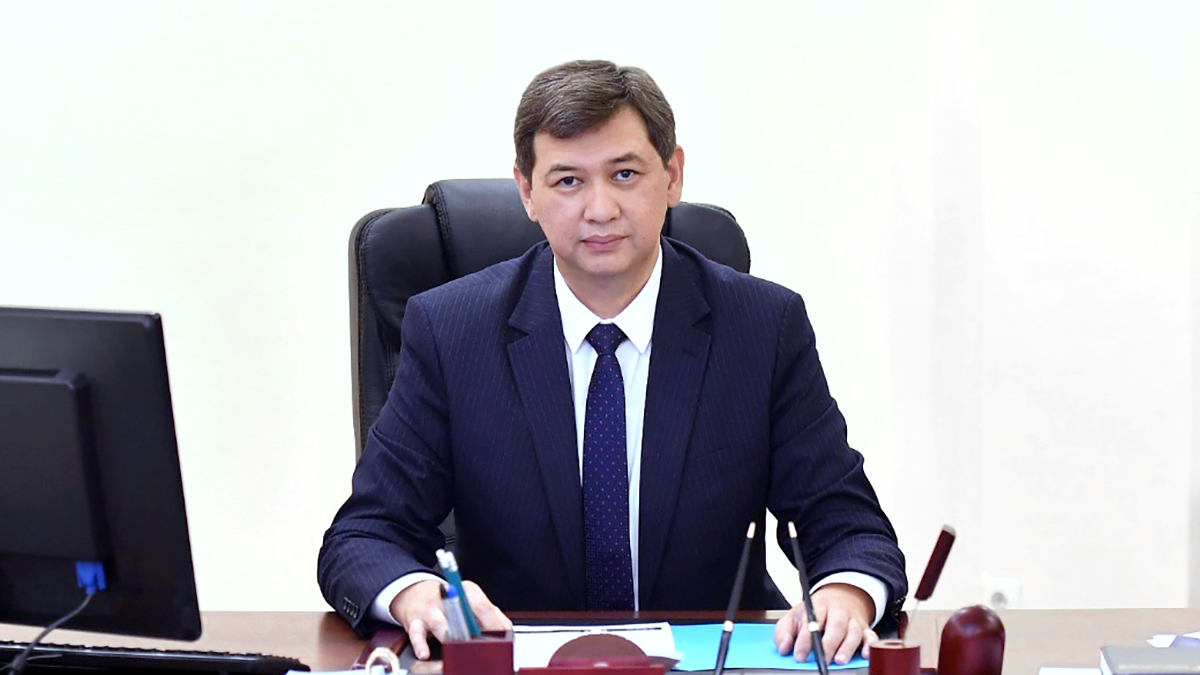 Досье: Киясов Ерлан Ансаганович , Ерлан Киясов, досье