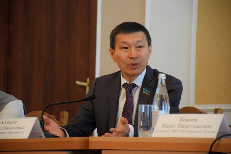 Досье: Абдиров Нурлан Мажитович , Нурлан Абдиров, досье,назначение