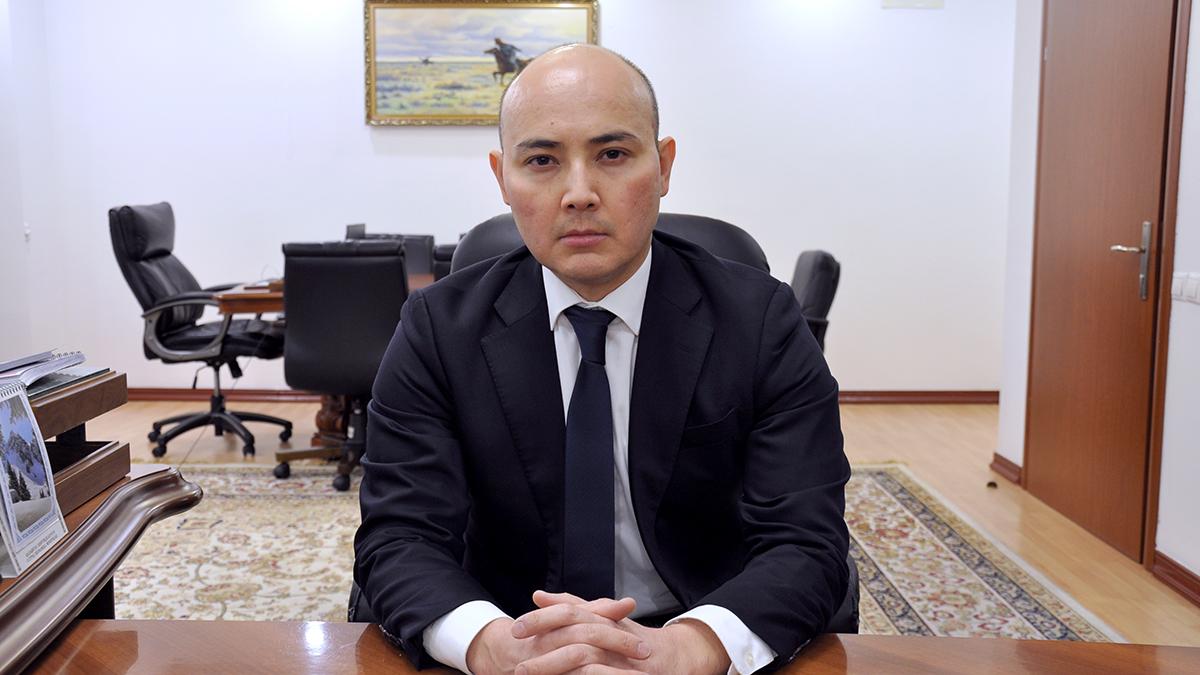 Куантыров Ермек Сакенович