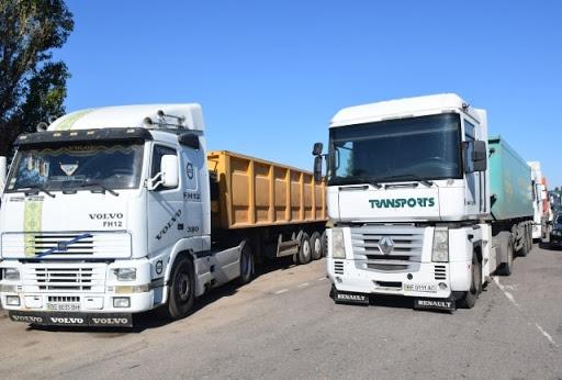 Водители грузового автотранспорта смогут проходить блокпосты в Нур-Султане в ускоренном режиме