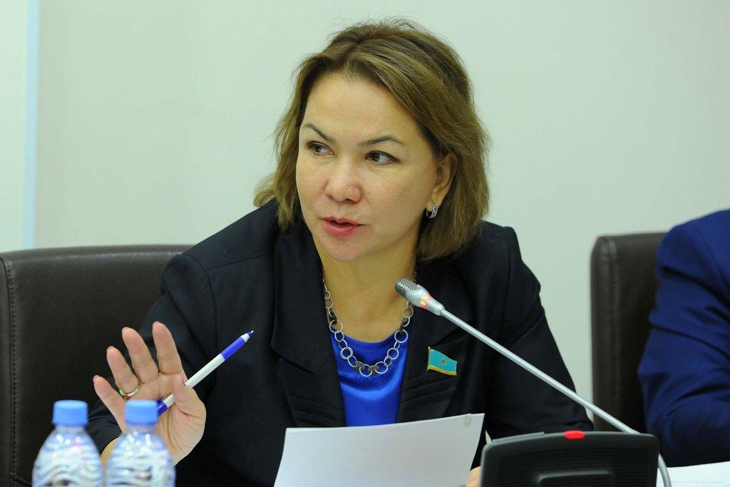 Кесебаева Балаим Туганбаевна