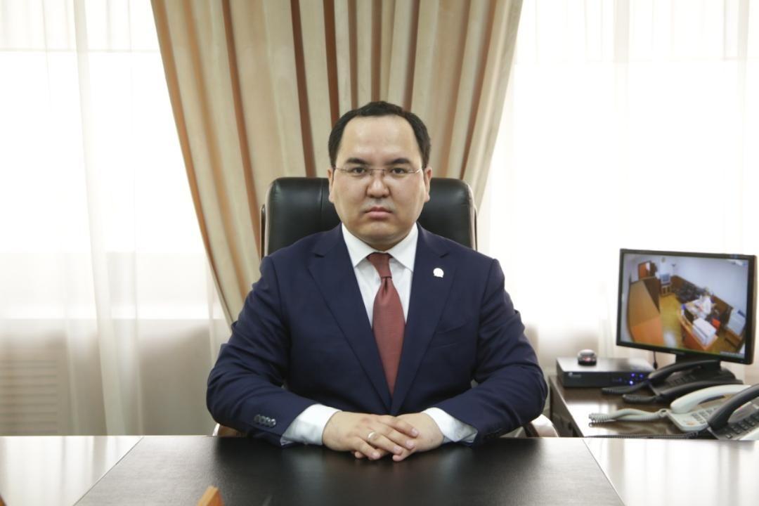 Карибек Даулет Жамаубаевич