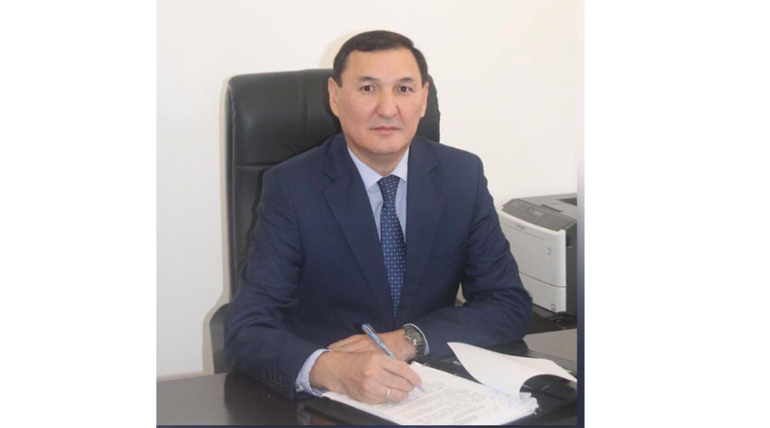 Досье: Орынов Галымжан Калдыкозович, назначение, Комитет госдоходов