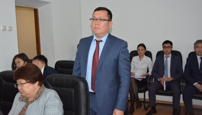 Досье: Бекенов Нурлан Жексембаевич, Нурлан Бекенов, выборы в сенат, досье