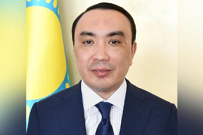 Досье: Шокыбаев Аскар Женисович, Аскар Шокыбаев, досье, МИД РК