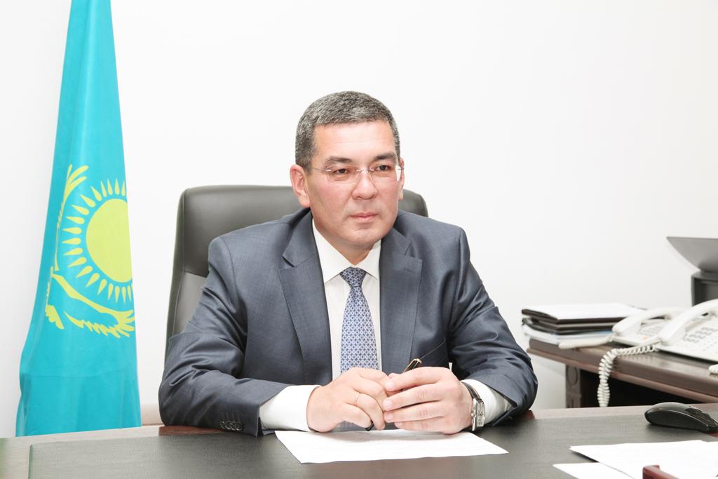 Досье: Календеров Нуржан Сабитович,  акимат Жамбылской области