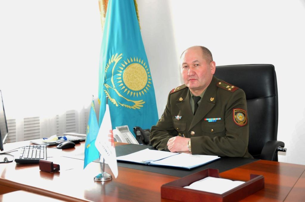 Досье: Дузакбаев Барат Оспанович, Барат Дузакбаев, Комитет по ЧС МВД РК, назначение