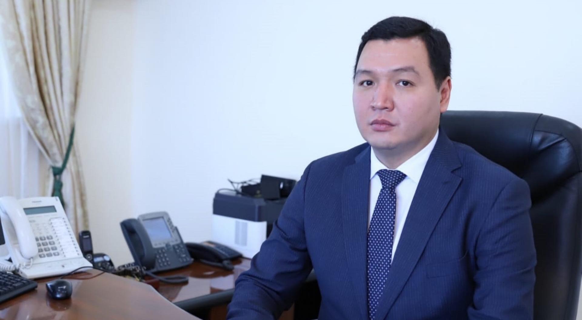 Качаков Бақытжан Аманжолұлы