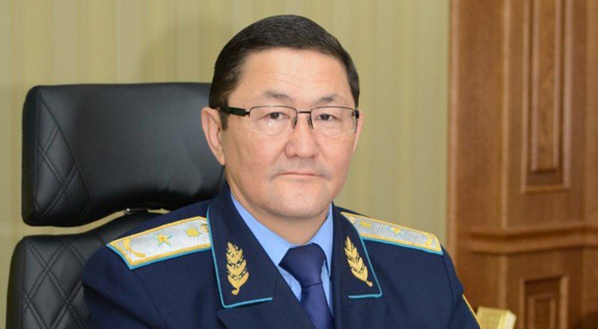 Асылов Берік Ноғайұлы,  ҚР прокуратурасы, өмірбаян
