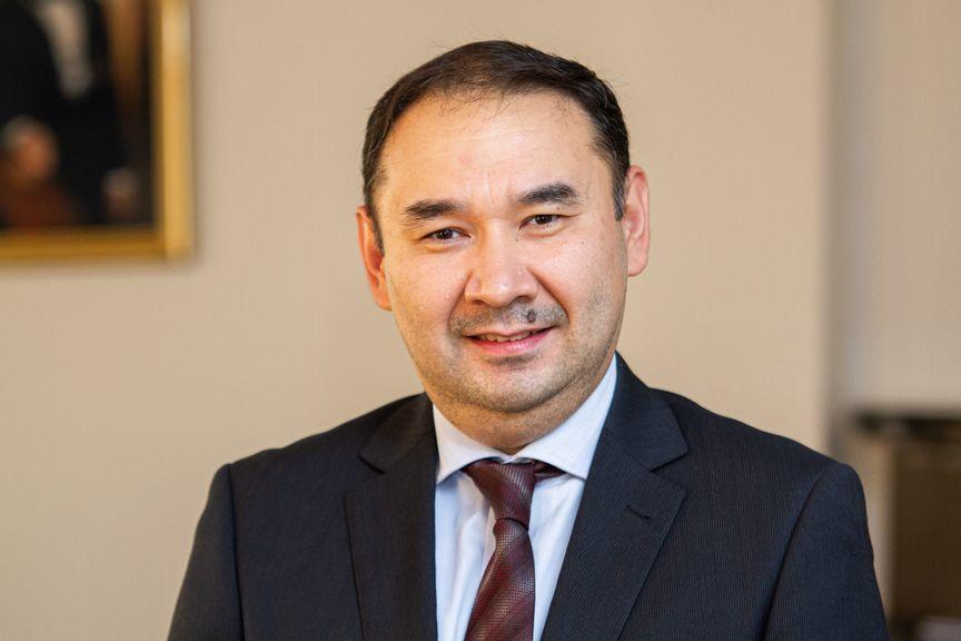 Абенов Арман Даулетович