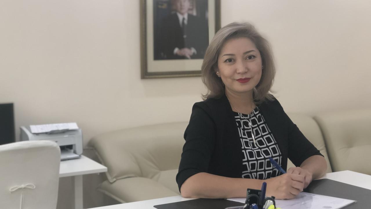 Ахметова Ақерке Естайқызы , Ақерке Ахметова, құжаттама, әділет министрлігі