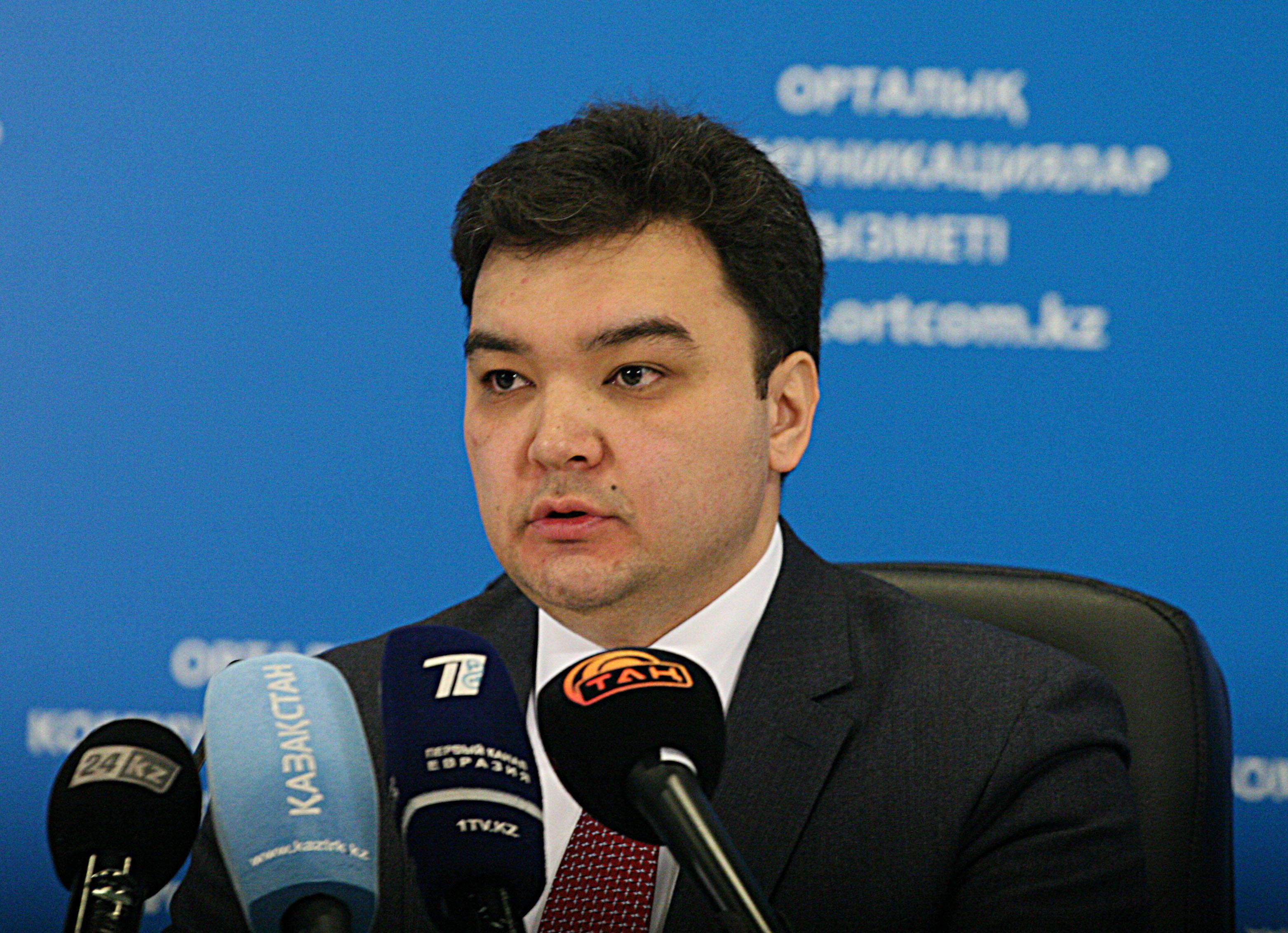 Досье: Махажанов Даурен Сабитович ,  акимат города Кетау