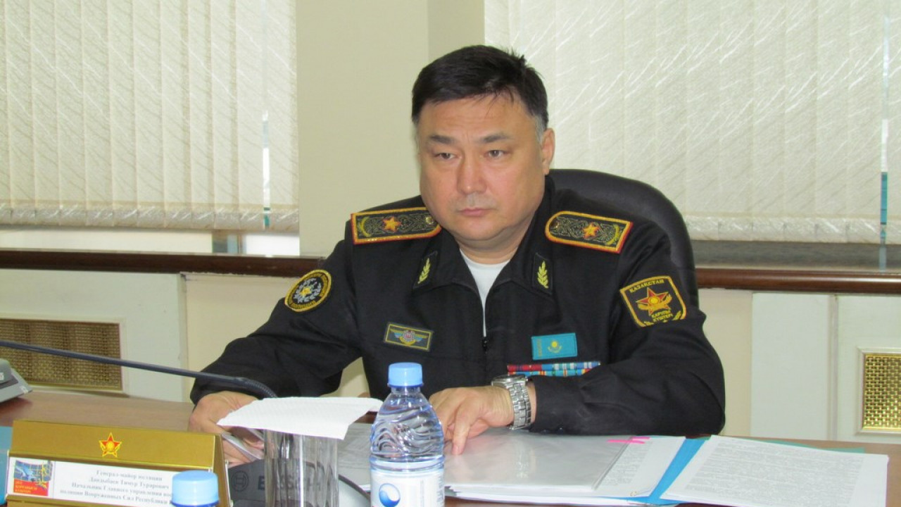 Досье: Дандыбаев Тимур Турарович,