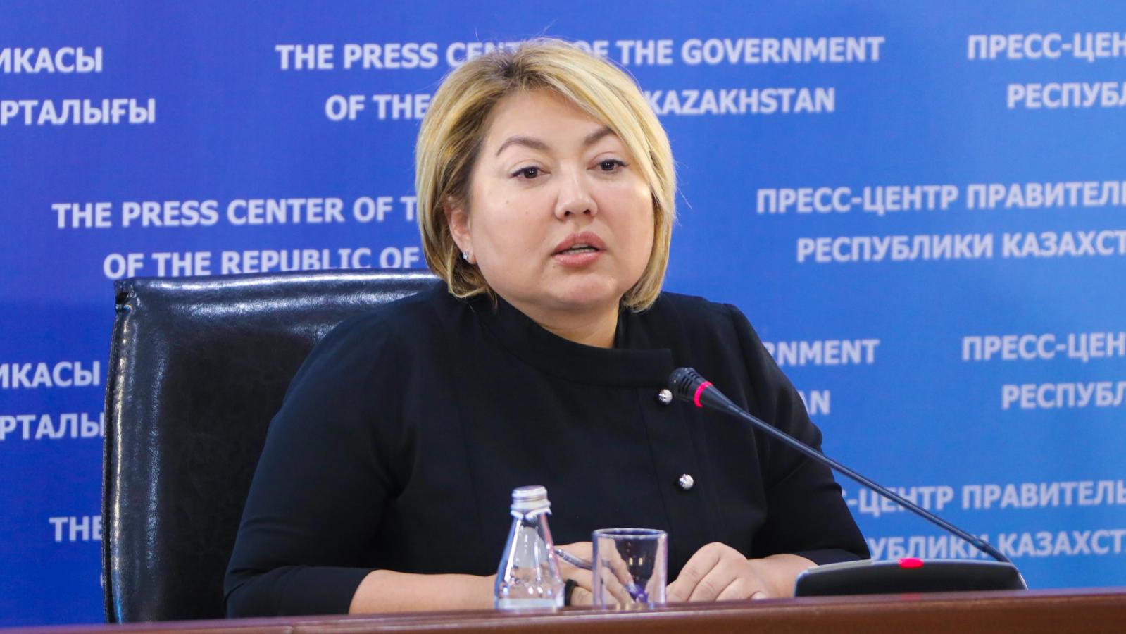 Досье: Суханбердиева Эльмира Амангельдиевна, Эльмира Суханбердиева,Вице-министр образования