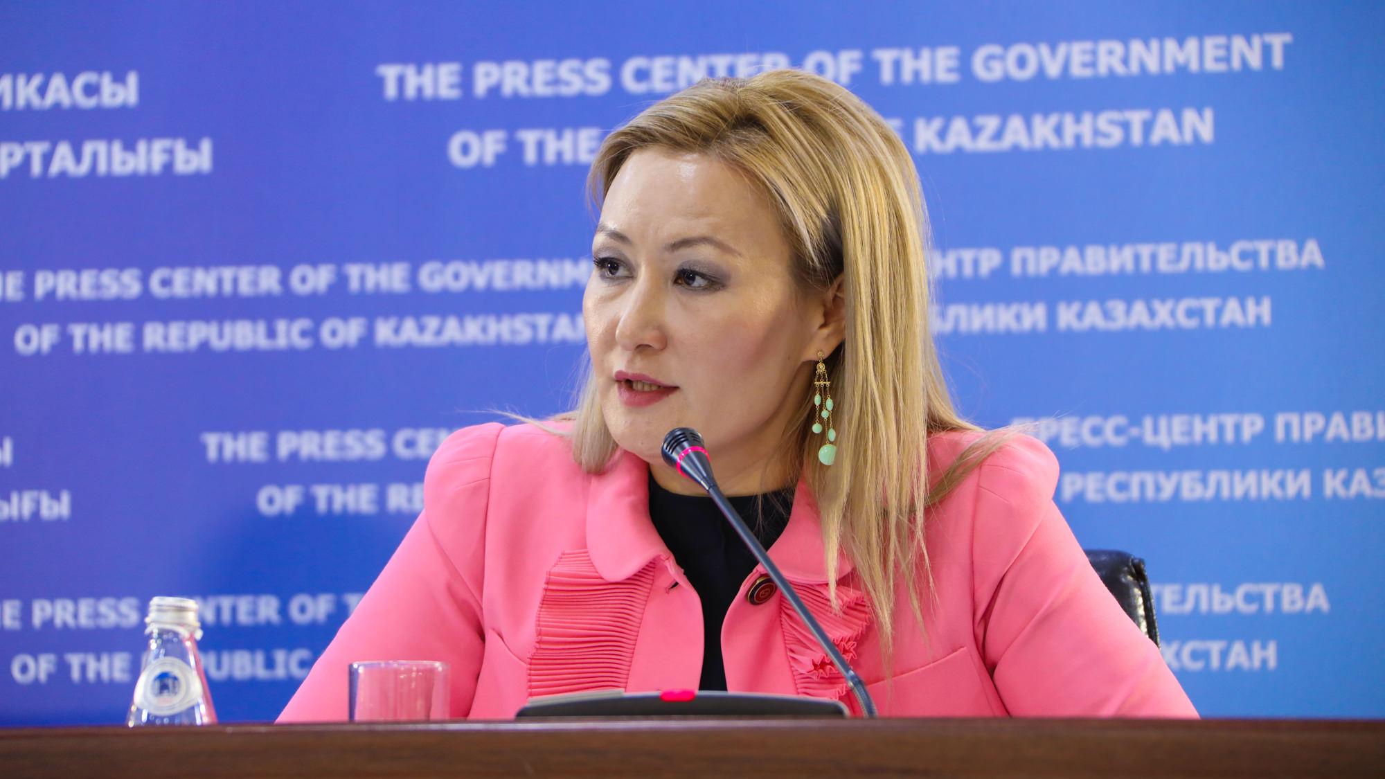 Досье: Асылова Бибигуль Амангельдиновна,  Бибигуль Асылова,Вице-министр образования