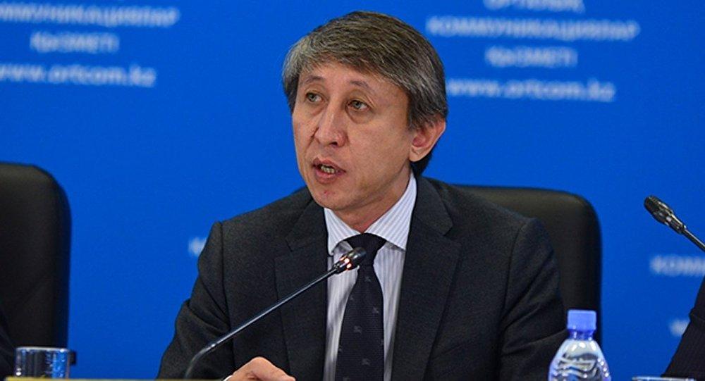 Досье: Марат Апсеметович Кусаинов , Марат Кусаинов, ЕАБР