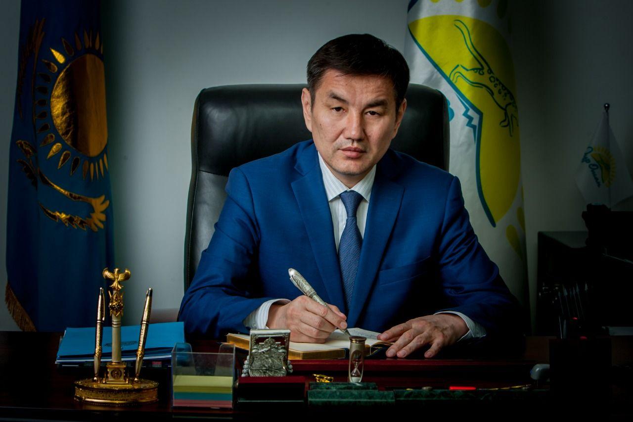 Сактаганов Нурымбет Аманович