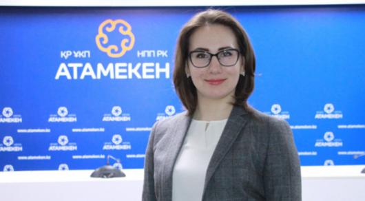 Досье: Романова Алена Владимировна,  Алена Романова,НПП Атамекен
