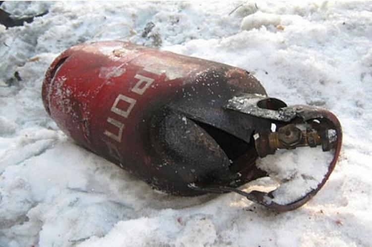 В Астане под завалами обрушившегося здания обнаружен труп женщины   , взрыв газового баллона, Астана, пострадавшие,пожар
