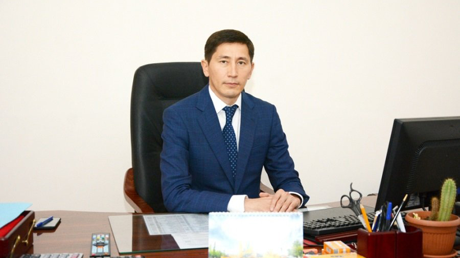 Досье: Сакеев Руслан Кенесарыулы,  Акимат Мангистауской области