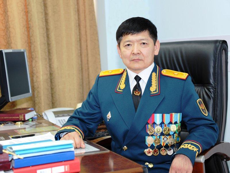 Досье: Мухтаров Талгат Сабитович , Талгат Мухтаров,Заместитель министра обороны РК