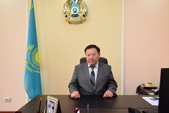 Досье: Галымжан Кенжешович Абдыкаликов,  акимат акмолинской области