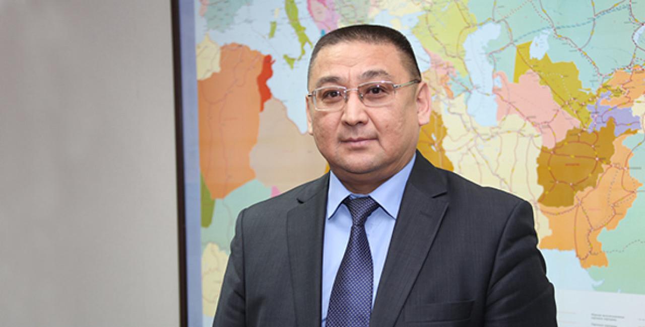 Досье: Бармаков Сайранбек Солтанбекович,  МИИР РК