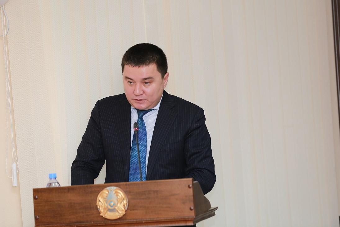 Досье: Туленбергенов Серик Тулювгалиевич,  акимат Актюбинской области