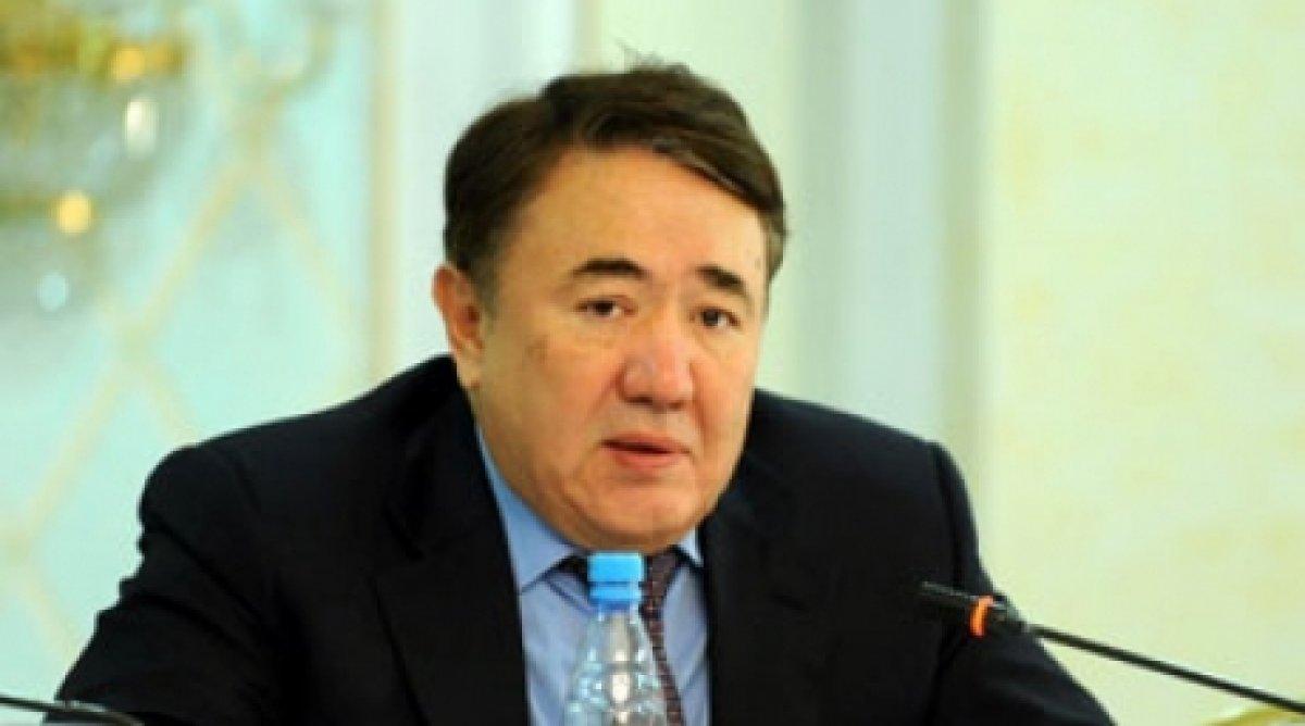 Досье: Сафинов Канатбек Бейсенбекович,  Министерство энергетики РК