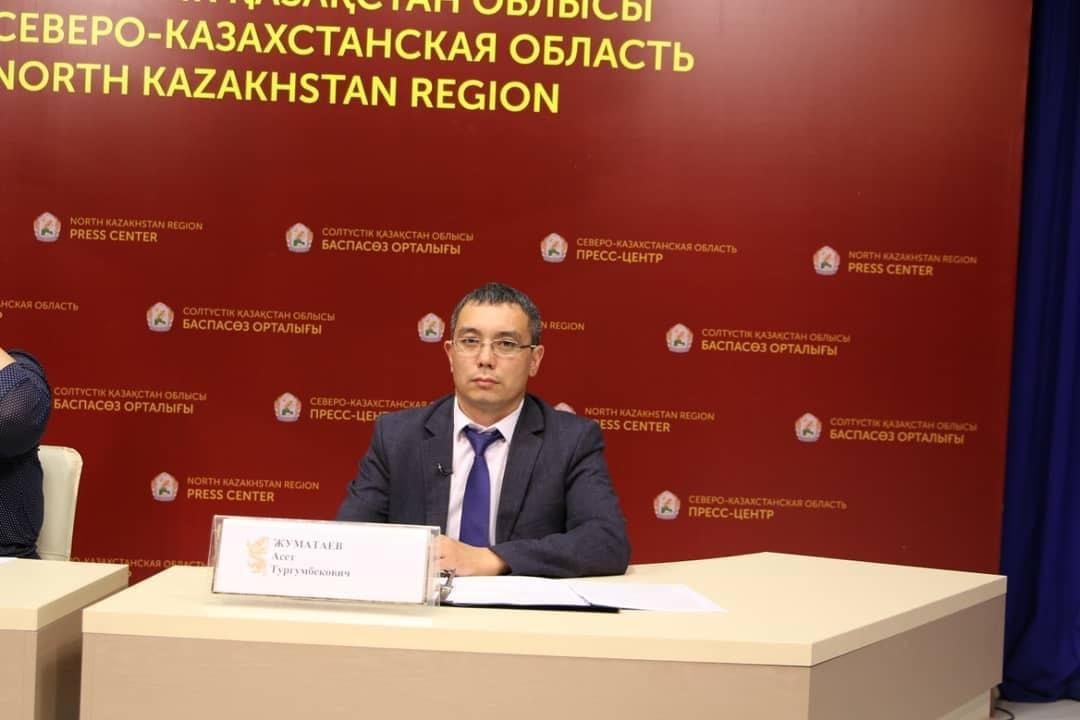 Досье: Жуматаев Асет Тургумбекович, Асет Жуматаев,досье,  главный санитарный врач