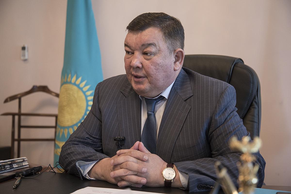 Досье: Манзоров Багдат Сайланбаевич, Багдат Манзоров, акимат Алматинской области
