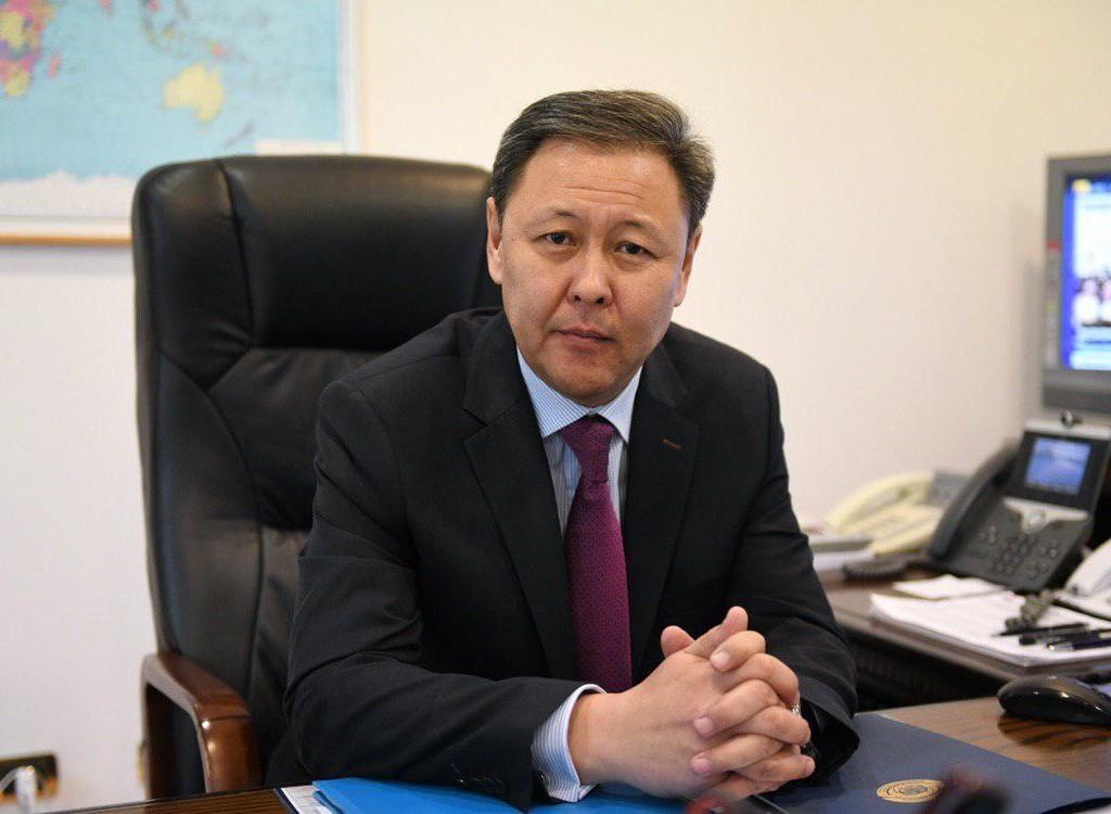 Досье: Туматов Айдарбек Ануарбекович, Айдарбек Туматов , досье,посол РК в Иордании